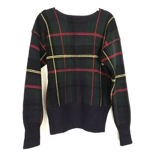 Vintage Polo Ralph Lauren Wool Sweater Size Large